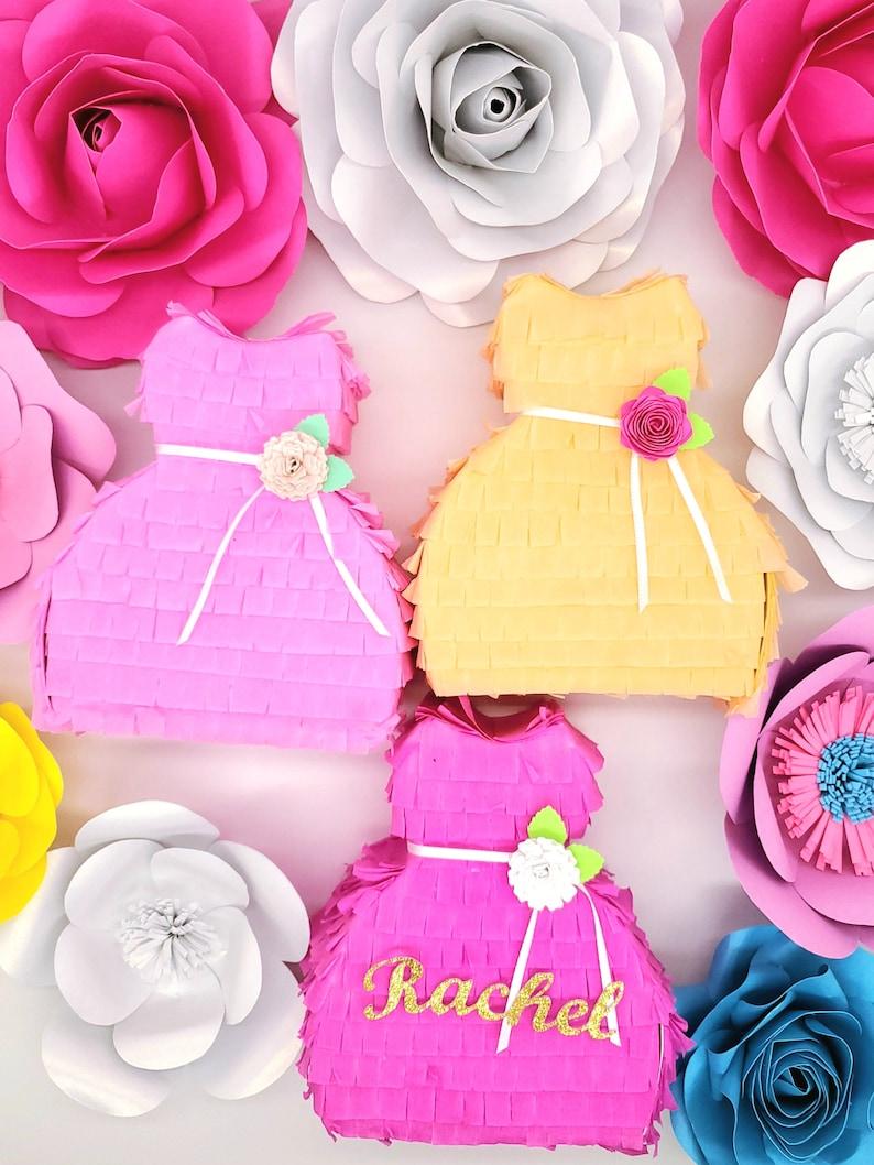 Princess party mini pinata Quinceanera party favor Sweet sixteen party favors Bridesmaid proposal Princess birthday Bridal shower Ea.
