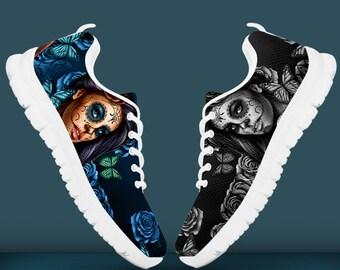 13614c2e17 Calavera Sneakers