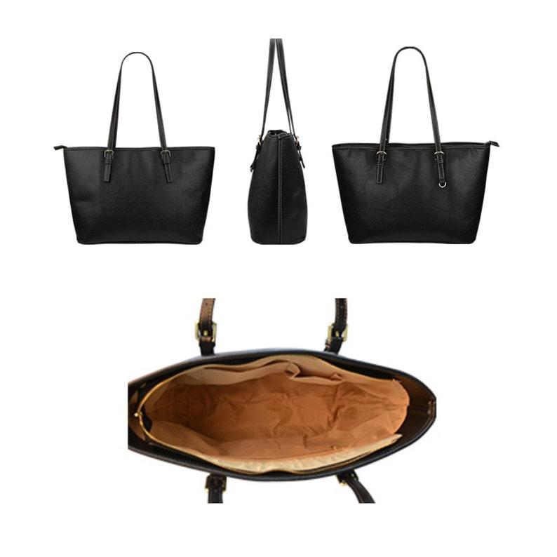 Womens Bag Gift for Her Brown Boho Chic Bohemian Aztec Tote Bag Shoulder Bag Vegan Leather Market Bag