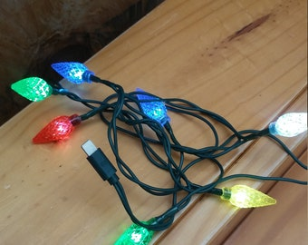 iphone christmas light charger