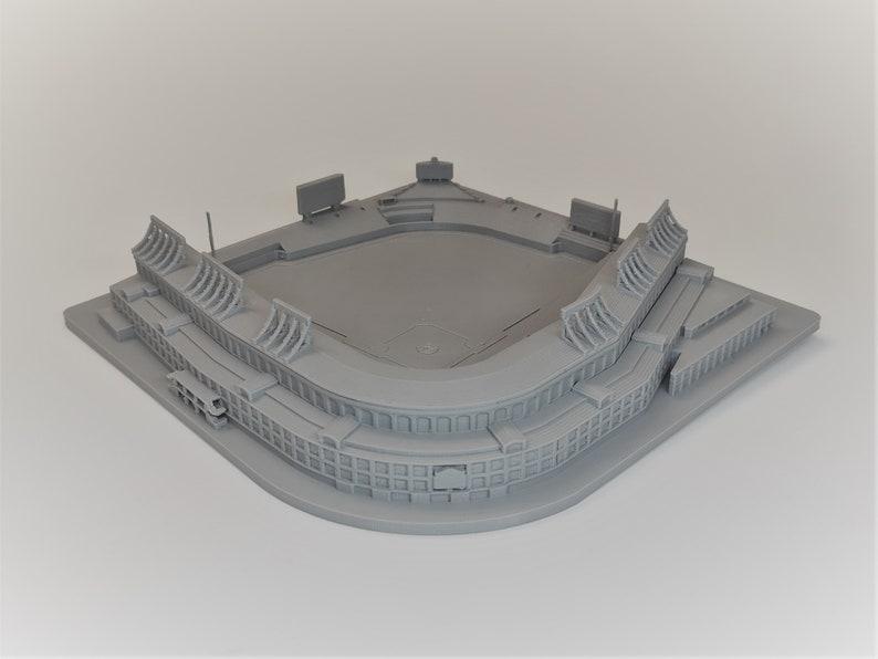 37f89c5306b Chicago Cubs Wrigley Field MLB Stadium Replica Model 3D