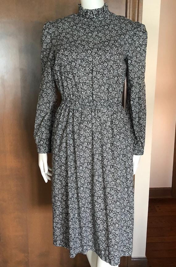 1970s Dress 1970s Does 1890s Day Dress