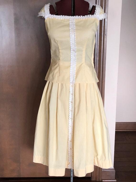 1950s Dress Set by Susan Thomas