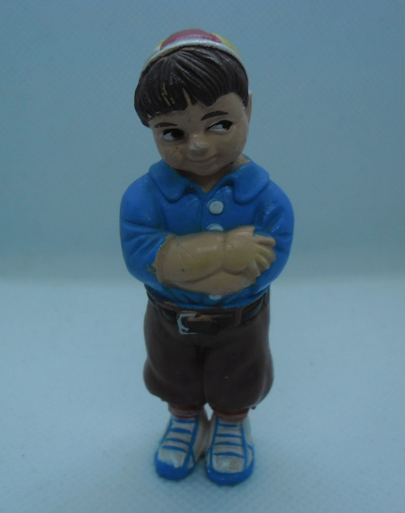 SPANKY PVC figure 1985 Little Rascals Our Gang Vintage figurine King World