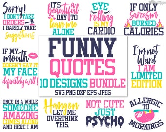 Funny Sayings Etsy