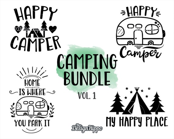 Camping Svg Bundle Camp Svg Bundle Camping Svg Files