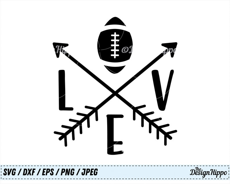 Download Love football svg Football love svg Football svg Mom svg ...