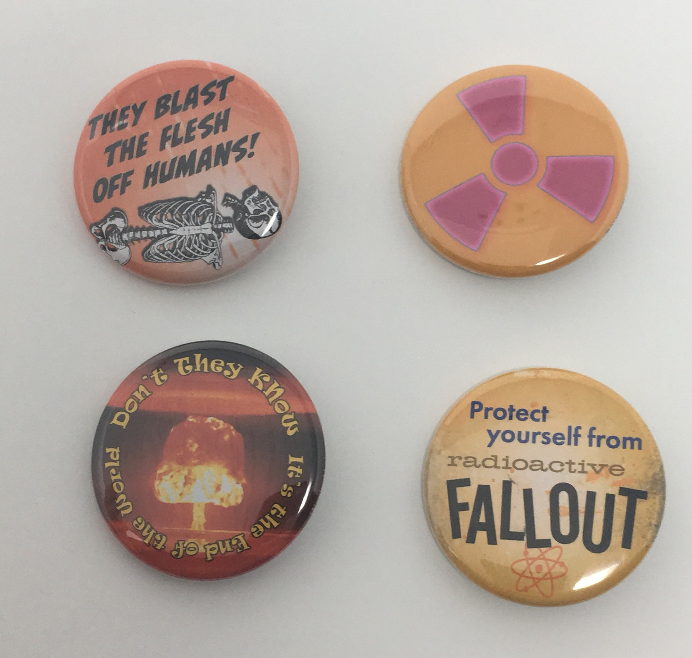 DEATH RACE 2000 pinback button set 1.5 and 1 buttons! Five button set Roger Corman cult classic starring David Carradine as Frankenstein