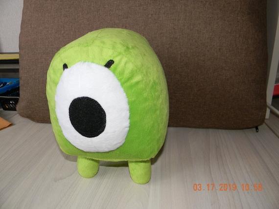 Custom Toy Custom Doll Pocoyo And His Friend Alien Toy Etsy