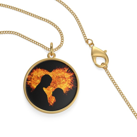 Passionate LoverS Necklace