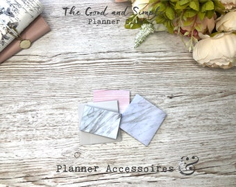 Planner Sticky Notes - in different colors