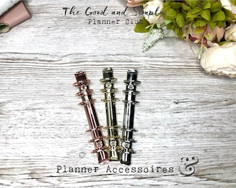 Upgrade to 30 cm rings, Personal Planner, only in conjunction with a co-sale from our shop