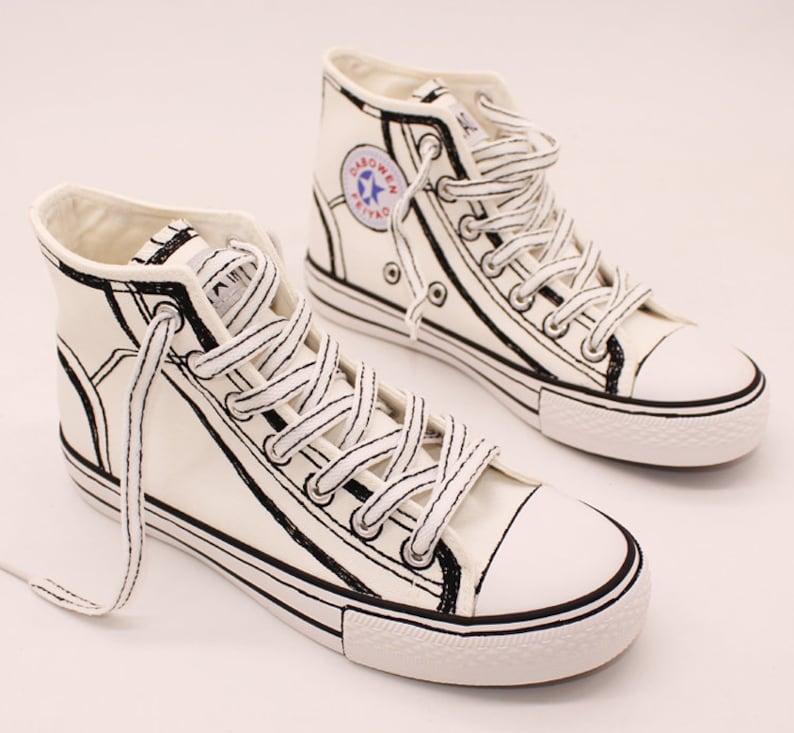 886e87ae27 White Canvas Shoes Womens – Fashionsneakers.club