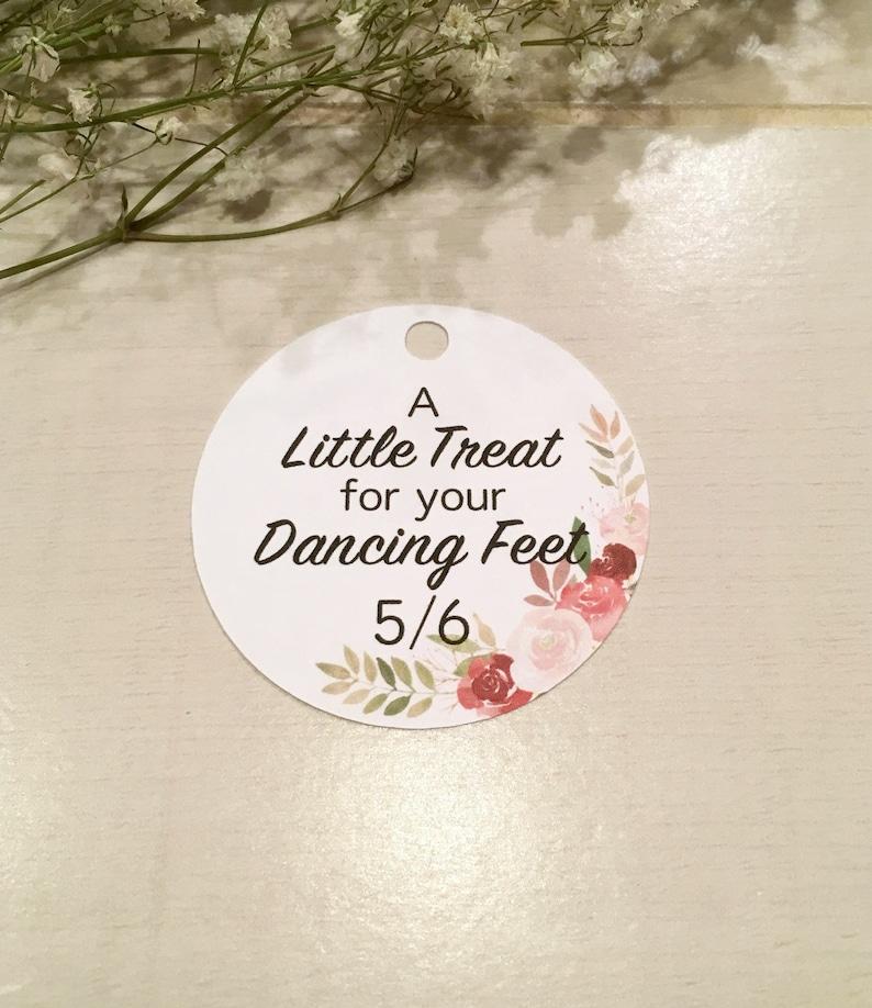 1668066c9 Let s dance flip flop tags a little treat for your
