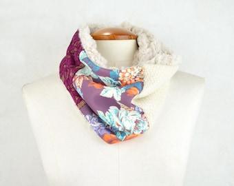 neck scarf, neck braga, circular scarf, neck braga, neck braga, original gifts, girl scarf, neck scarf girl