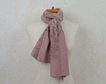 Whinter scarf handmade, pink winter scarf, women's scarf, very soft scarf, warm scarf, woman's scarf, original gifts