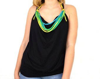 TOPS T-SHIRTS AND BLUSES