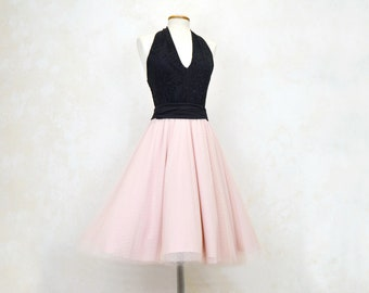 Short 15-year-old dress, short dress with soft tulle skirt, youth party dresses, teen party dress
