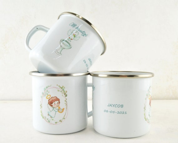Personalized mug, gifts for wedding events, Mug with a name, we design the perfect gift for you to surprise your guests