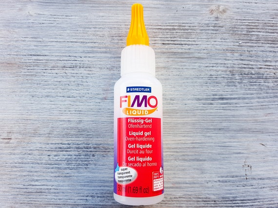 Fimo Liquid Gel 50ml Oven Hardening Deco Gel For Creating Etsy
