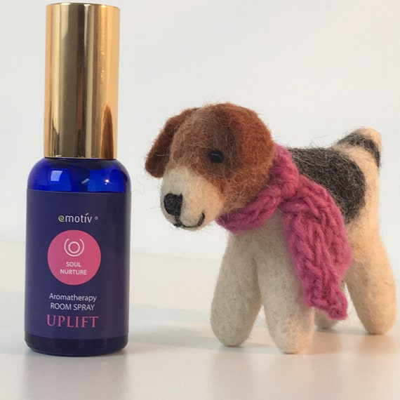 SOUL SUNSHINE Aromatherapy room spray and Happy Hound to lift your spirits