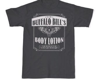 71294b60d Buffalo Bill s Body Lotion T-Shirt