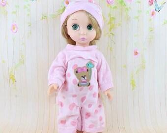 e83df83485 Disney bambola Animator bambola vestiti pigiama bambola panno