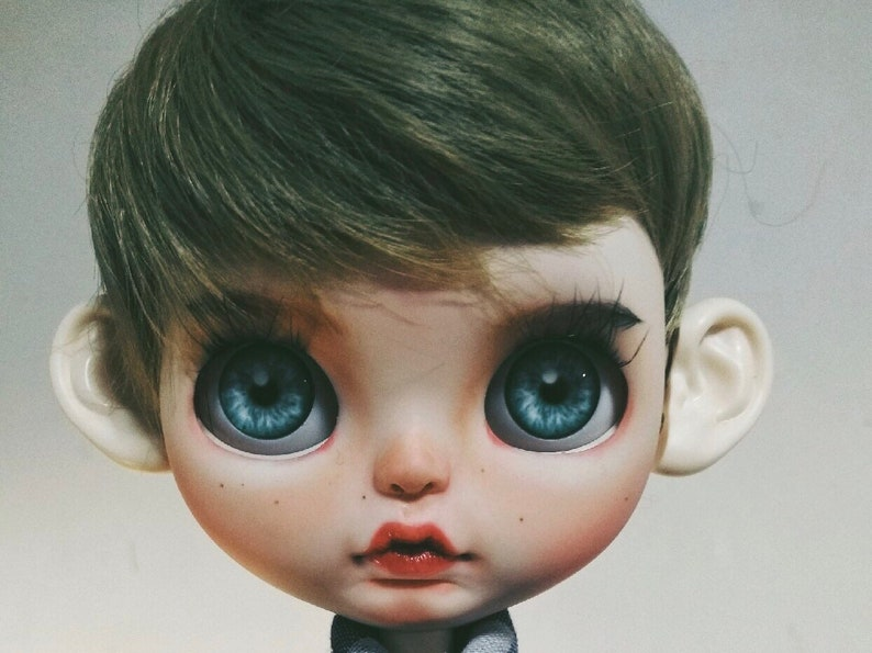 Custom Blythe Doll infront face only infront face\uff01