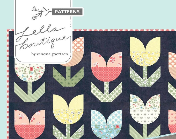 Holland Pattern by Vanessa Goertzen of Lella Boutique