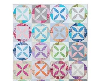 Posh Petals Pattern by Sew Kind of Wonderful