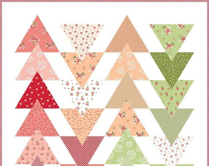 Summer Stroll Pattern by Sedef Imer for Down Grapevine Lane