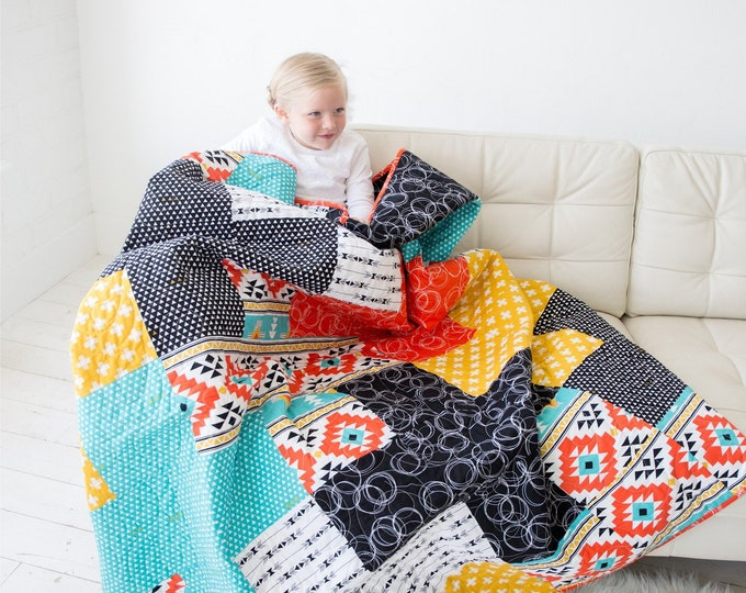 Plus Quilt Pattern by Simple Simon & Company