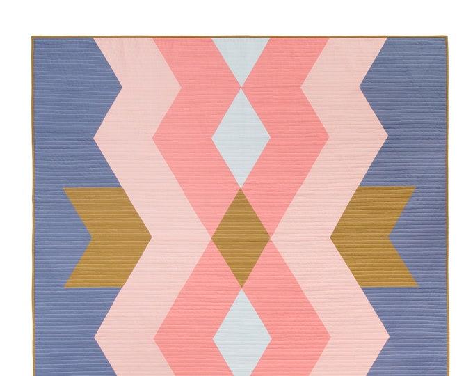 Aztec Diamonds by Lo & Behold Stitchery