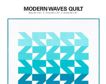 Modern Waves by Initial K Studio