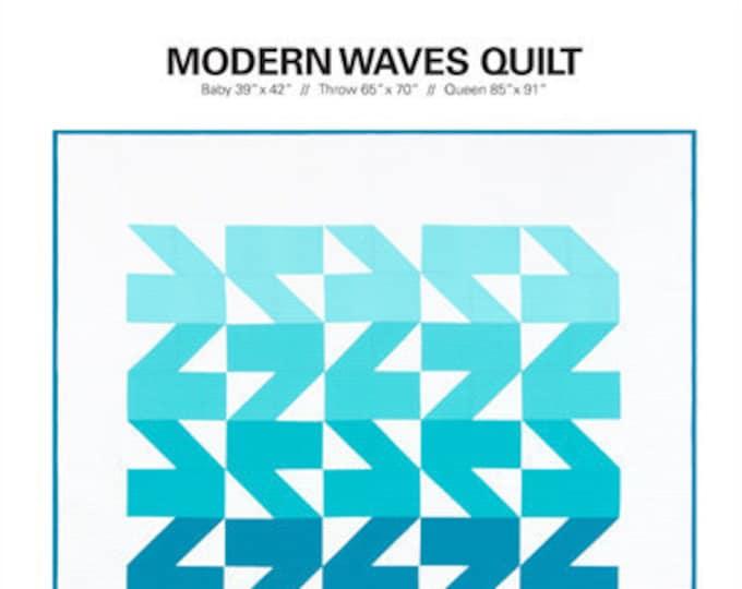 Modern Waves by Initial K Studio