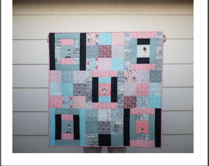 Sweet Abbie Quilt Pattern