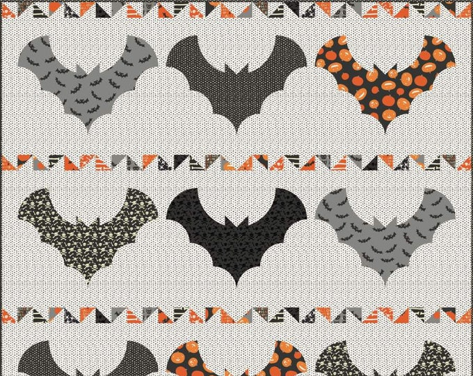 Wicked quilt pattern, by Main Street Market