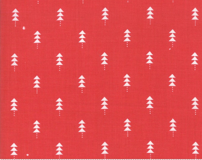 Little Tree Cranberry by Lella Boutique for MODA