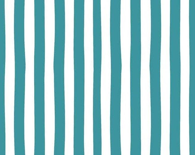 Love Stripes Teal, for Riley Blake Designs