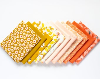 Spring Bloom - 11 piece Curated Fat Quarter Bundle