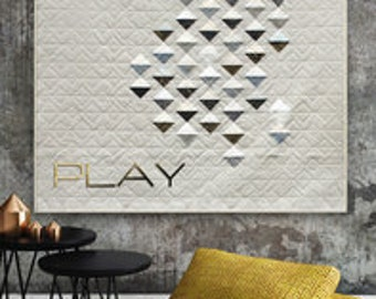 Play Quilt Pattern by Zen Chic