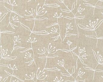 FLAX  Linen/Cotton by Anna Graham from Driftless for Robert Kaufman Fabrics