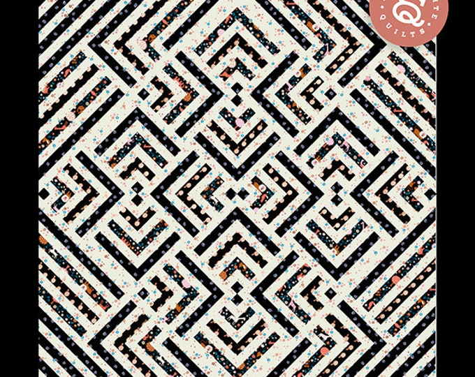 Tetrazzini Quilt Pattern by Stefanie Satterwhite