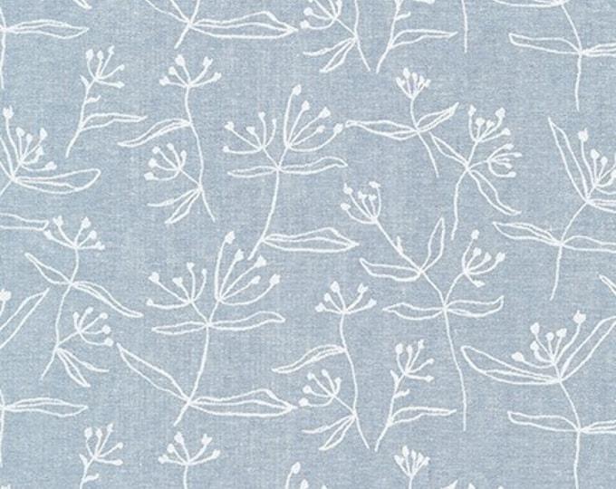 CHAMBRAY Linen/Cotton by Anna Graham from Driftless for Robert Kaufman Fabrics
