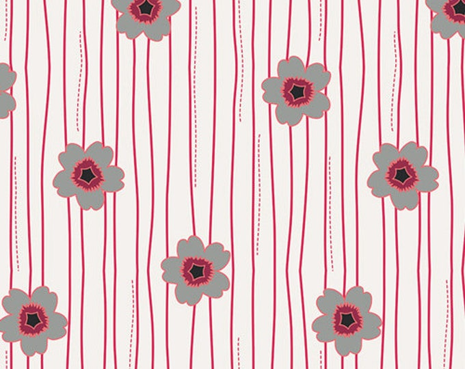 Flowerfall Ruby designed by Jenni Baker for AGF