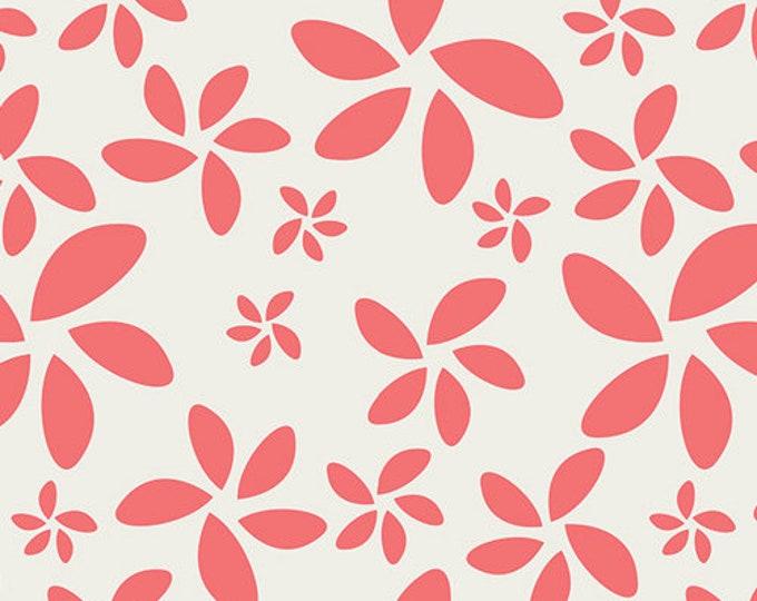 Flora Watermelon by Art Gallery Fabrics