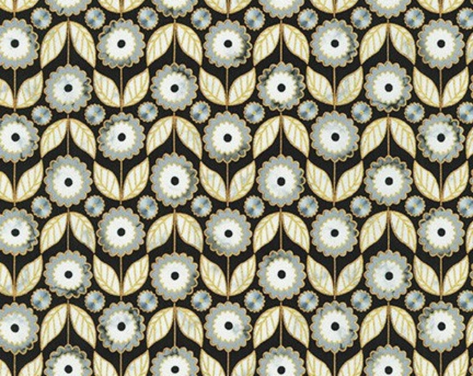 ONYX by Vanessa Lillrose & Linda Fitch from Silverstone for Robert Kaufman Fabrics