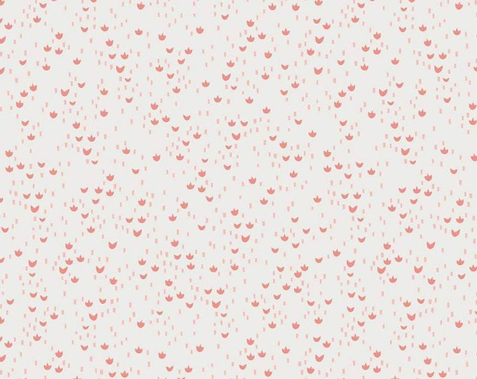 Little Red in the Woods Meadow Cream by Jill Howarth for Riley Blake Designs