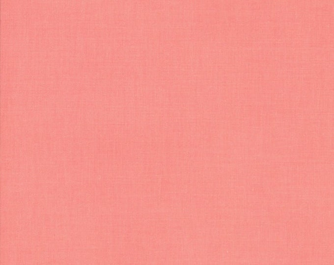 Vintage Holiday Pink solid by Bonnie & Camille for MODA