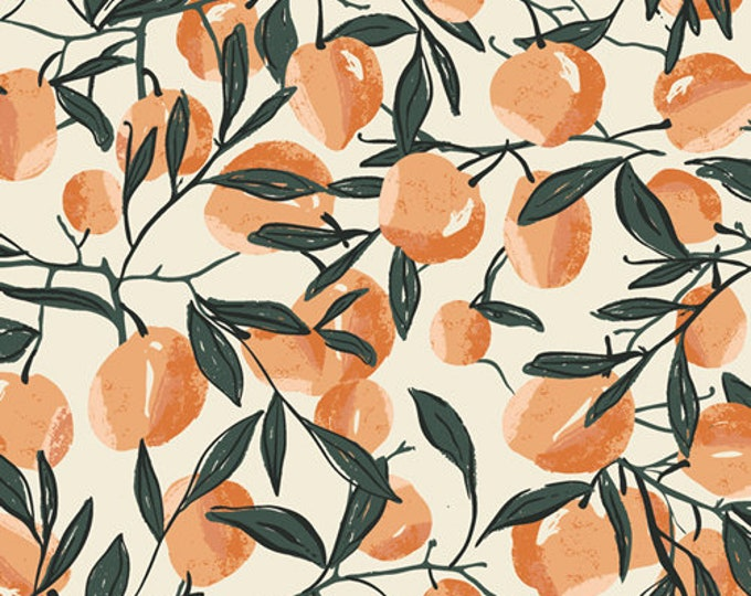 Leos Orchard  from Her & History  for Art Gallery Fabrics
